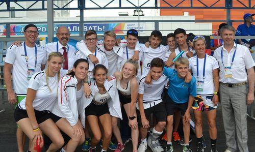 Internationale Schülerspiele 2019 in Ufa, Russland