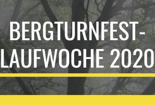 Digitale Bergturnfest-Laufwoche 2020