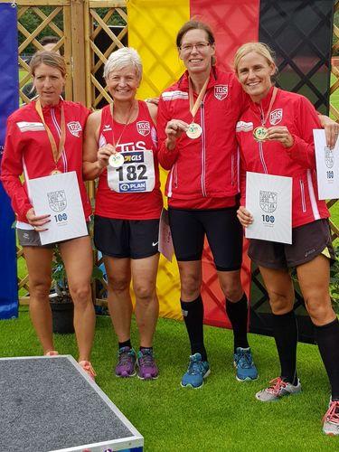 HM-, DM- und EM-Medaillen für Senioren-Leichtathleten