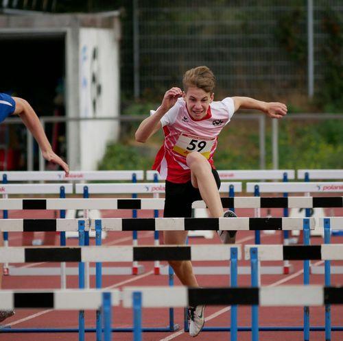 Hessische Meisterschaften U16 in Darmstadt