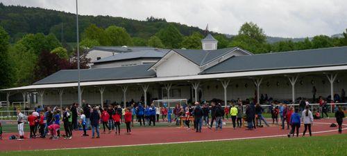 SHM-Block U14/U16 in Erbach
